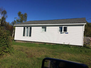 House for RENT - Big River, NB
