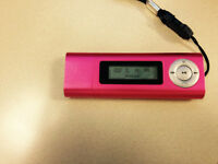 Hip street mp3 player (pink)