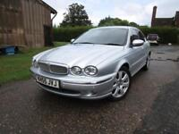 Jaguar X-TYPE 2.5 V6 auto 2006MY SE**2 OWNERS+ONLY 33,000 MILES**