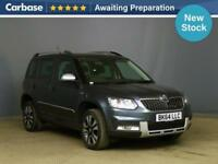 2014 SKODA YETI OUTDOOR 2.0 TDI CR [170] Laurin + Klement 4x4 5dr