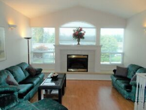 Roomy and Bright Coquitlam West Duplex-Great Home and Investment