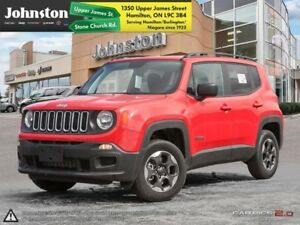 2018 Jeep Renegade Sport  - $115.72 /Wk