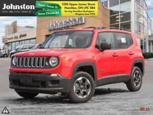 2018 Jeep Renegade Sport  - $92.70 /Wk