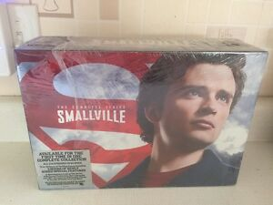 SmallVille Superman DVD complete set