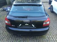 Audi s3 for sale rolling shell lowered price need gone