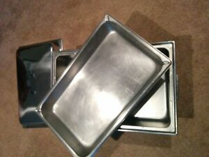 Stainless steel table steamer/chafer Kitchener / Waterloo Kitchener Area image 3