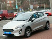 2018 Ford Fiesta ZETEC TURBO 1.0 5DR HATCHBACK PETROL Hatchback Petrol Manual