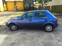 Ford Fiesta 1.3 54k