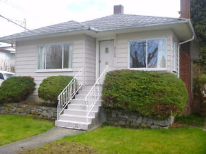 Solid Character 2 Bedroom Bungalow in Vancouver