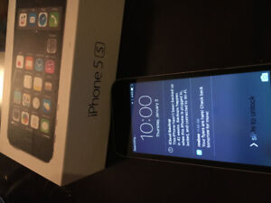 iPhone 5s
