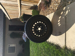 4x Cooper Winter Tires with Rims for sale