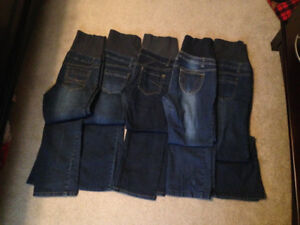 Maternity small jeans