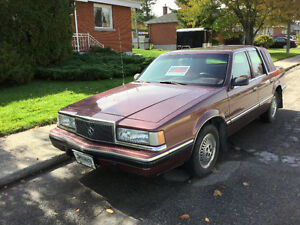 1991 Chrysler Dynasty Emperor for sale