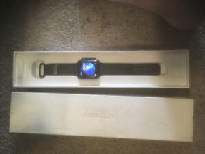 2nd series 42 mm Apple Watch