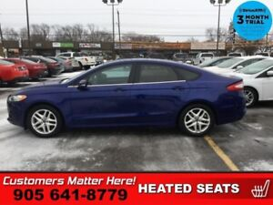 2013 Ford Fusion SE  POWER SEATS HEATED SEATS PWR GROUP