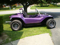 1960 street legal dune buggy