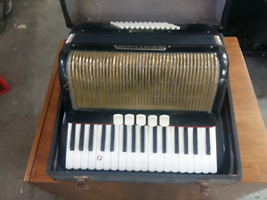 Cantulia accordion