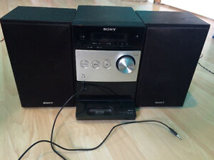 Sony stereo system for sale!