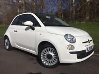 2013 Fiat 500 1.2 Lounge 3dr (start/stop)