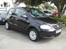 2007/07 Volkswagen Fox 1.2 Urban 3dr, low mileage, low insurance