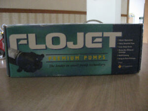FLOJET 04405143A GPM 35 PSI 12V AUTOMATIC WATER PUMP