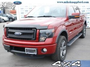 2013 Ford F-150   Leather Seats, Bluetooth, Rear View Camera