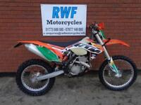 KTM EXC 250, 2014 MODEL, 63 REG, VGC, ONLY 2543 MILES & 128 HOURS, FULL MOT