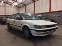 1988 Toyota Corolla 1.6 Executive 5dr