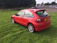 MG ZR (rover 25) only 60300 miles!?!