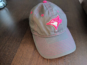 Pink Toronto Blue Jays Hat New Era Adjustable Brand New