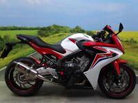 Honda CBR650 F AE 2014 **LOTS OF QUALITY EXTRAS!**