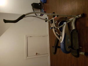 Elliptical/stepper 2in1 for sale!!!