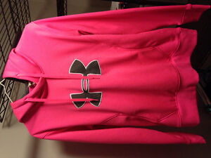 Pink Women's Underarmour Sweater