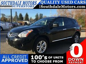 2013 NISSAN ROGUE SV * REAR VIEW CAMERA * POWER GROUP * LOW KM