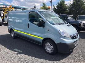 Vauxhall Vivaro 2.0CDTI 2010 60 Reg ex Scottish water2700 SWB