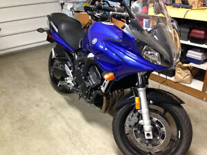 Immaculate condition sport-touring bike
