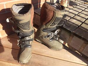Motocross / dirt bike Boots size 11/12