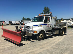 2004 Sterling Acterra Lansscape / Plow unit