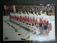 Poster Hockey Série du siècle 1972  10 x 16po
