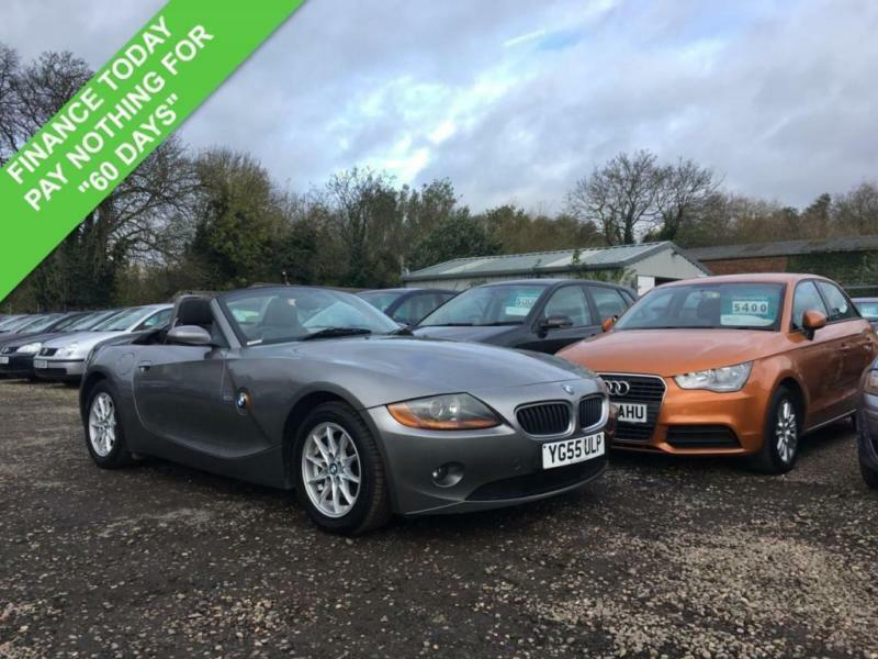 2005 55 Bmw Z4 Z4 2 0 Se Roadster 148 Bhp In Leicester Leicestershire Gumtree