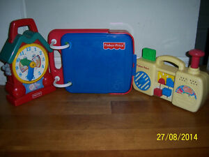 Jouets Prescolaires Fisher Price West Island Greater Montréal image 1