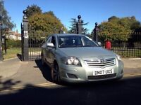 BARGAIN OF THE WEEK!! 2007 Toyota Avensis 2.0 D4D Diesel, Great Condition Good Runner, Only £1250!!
