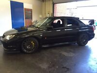 subaru impreza wrx sti 2.5 dccd type uk rb320 replica