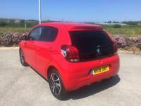 2018 Peugeot 108 1.2 PureTech 82bhp Collection 5Dr Manual Hatchback