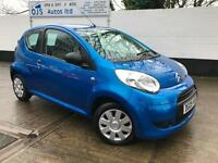 Citroen 2009 C1 VT 1.0i Petrol Manual Hatchback in Blue