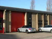 Vacant warehouse for rent. 2200sq ft. Heathrow area. Ideal storage/distribution. Available NOW