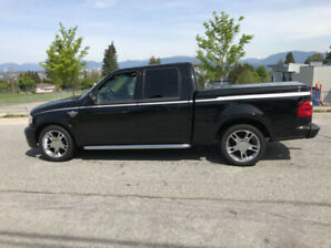 2003 FORD F150 HARLEY DAVIDSON SUPERCHARGED
