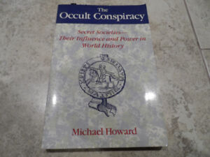 Occult Conspiracy Paperback: Michael Howard