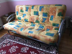 Futon for sale...hardly used