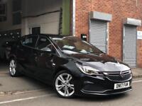 2017/17 Vauxhall Astra 1.6 CDTi 16V 136 SRi Vx-line 5dr NEW SHAPE PX GOLF CORSA